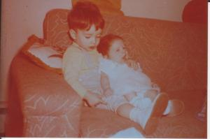 04 Brian & Catharine 1963